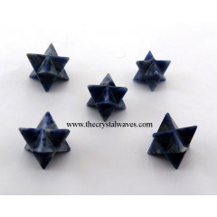 Sodalite Big Merkaba Star