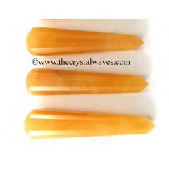 Yellow Aventurine Massage Wands