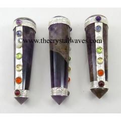 Amethyst Chakra Massage Wands