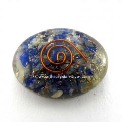 Lapis Lazuli Orgone Oval Cabochon