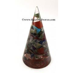 Chakra Orgone Cone