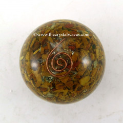 Yellow Aventurine Orgone Ball / Sphere