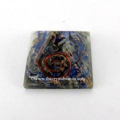 Lapis Lazuli Small Orgone Pyramid