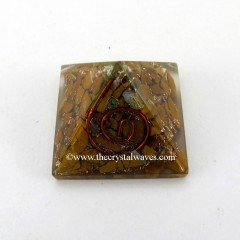 Yellow Aventurine Small Orgone Pyramid