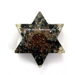 Black Tourmaline Star