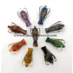 "Mix Assorted 3"" Orgone Angels"