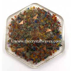 Chakra Chips Orgone Energy Charging Plate