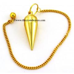 Golden Metal Pendulum Style 3