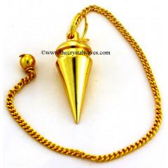 Golden Metal Pendulum Style 4