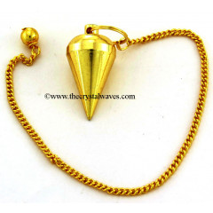 Golden Metal Pendulum Style 8