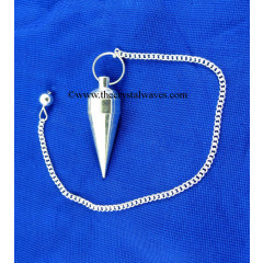 Silver Metal Pendulum Style 3
