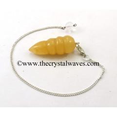 Yellow Aventurine Egyptian Style Pendulum
