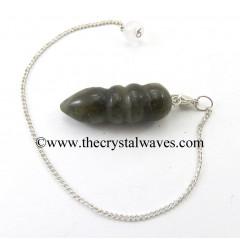 Labradorite Egyptian Style Pendulum