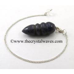 Blue Aventurine Egyptian Style Pendulum