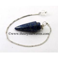 Lapis Lazuli Smooth Pendulum