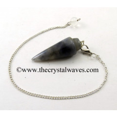 Iolite Smooth Pendulum