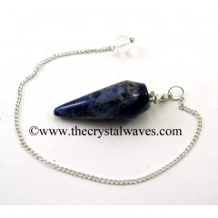 Sodalite Smooth Pendulum