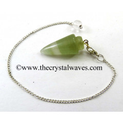 Green Aventurine Smooth Pendulum