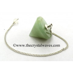 Green Aventurine Conical Pendulum