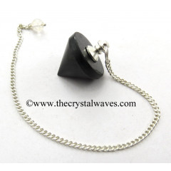 Black Agate Conical Pendulum