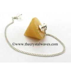 Yellow Aventurine Conical Pendulum