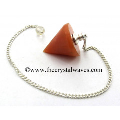 Red Aventurine Conical Pendulum