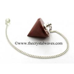 Red Jasper Conical Pendulum