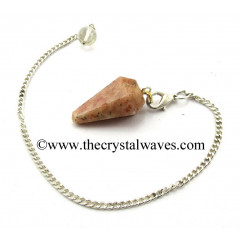 Sunstone Facted Pendulum