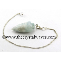 Rainbow Moonstone Smooth Pendulum