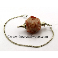 Sunstone Hexagonal Pendulum