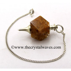 Yellow Aventurine Hexagonal Pendulum