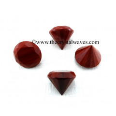 Red Jasper Diamonds