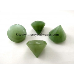 Green Aventurine (Light) Diamonds