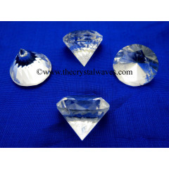 Crystal Quartz  Diamonds / Energy Generators