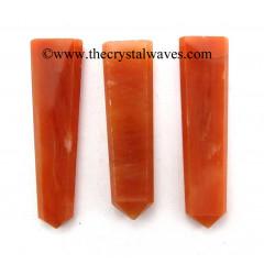 Red Aventurine Flat Pencil
