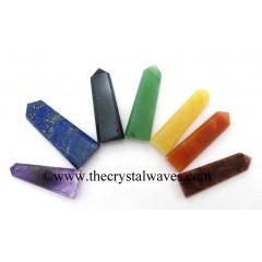 Flat Pencil Chakra Set