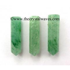"Green Aventurine (Light) 1 - 1.50"" Pencil"