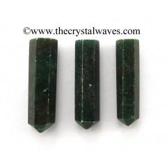 """Green Aventurine (Dark) 1 - 1.50"""" Pencil"""