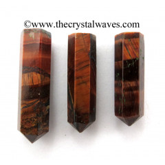 "Red Tiger Eye Agate 1 - 1.50"" Pencil"