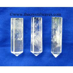 """Crystal Quartz A Grade 1 - 1.50"""" Pencil"""