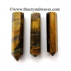 "Tiger Eye Agate 1.5 - 2"" Pencil"
