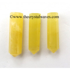 "Yellow Aventurine 1.5 - 2"" Pencil"
