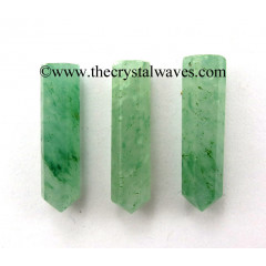 "Green Aventurine 1.5 - 2"" Pencil"