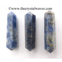 "Sodalite 1.50 - 2"" Double Terminated Pencil"
