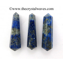 "Lapis Lazuli 2 - 3"" Double Terminated Pencil"