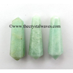 "Amazonite 2 - 3"" Double Terminated Pencil"