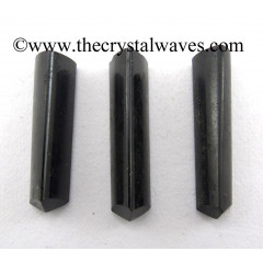 "Black Tourmaline 1.5 - 2"" Pencil"