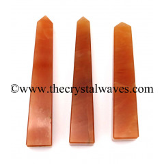 Red Aventurine 1-1.50 Inch Tower
