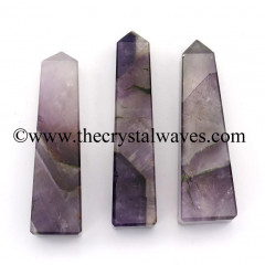Chevron Amethyst 3 Inch + Tower