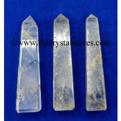 Crystal Quartz 3 Inch + Tower